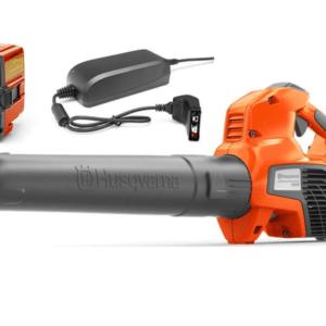 Soprador Husqvarna 120iB KIT Bateria + Carregador