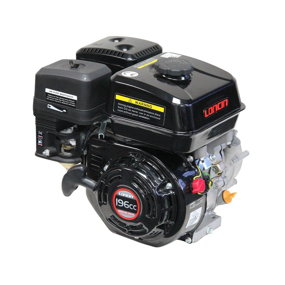Motor Loncin GG200F 6.5HP
