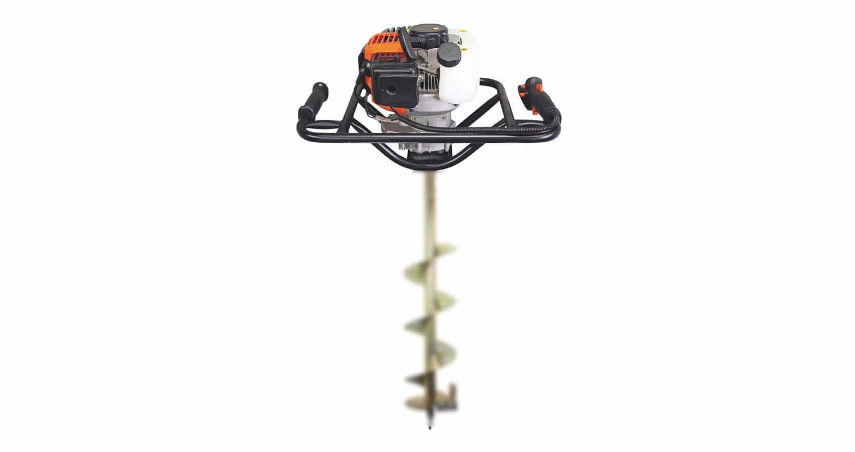 Abre buracos / Perfurador de Solo Brocadora Powerline AG52