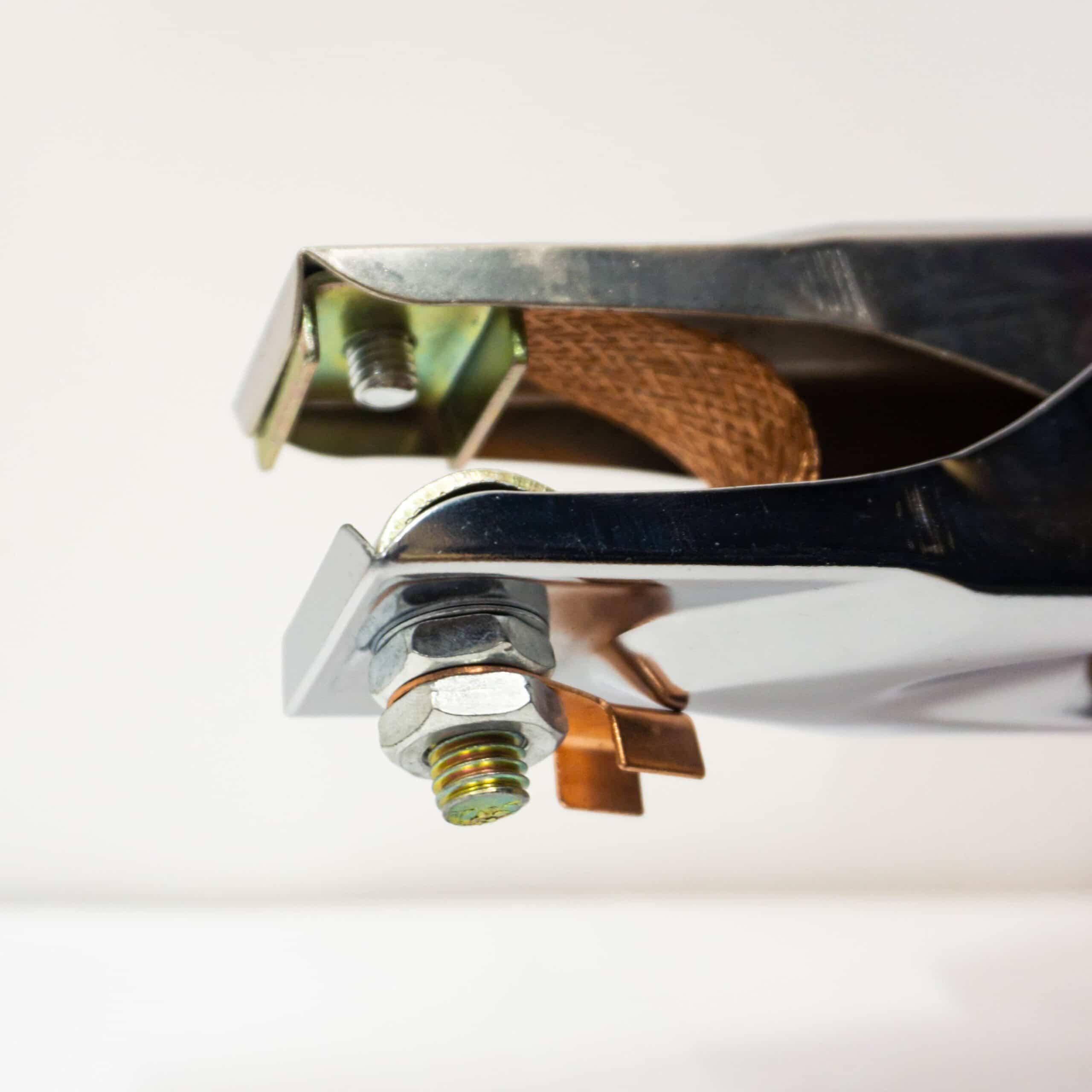 Conjunto soldadura MMA cabo cobre 16mm² 5 mts - 200A