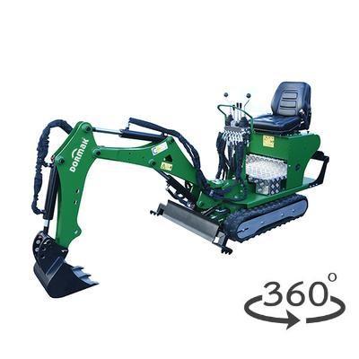 Mini Escavadora DORMAK DK-72 80S 360º