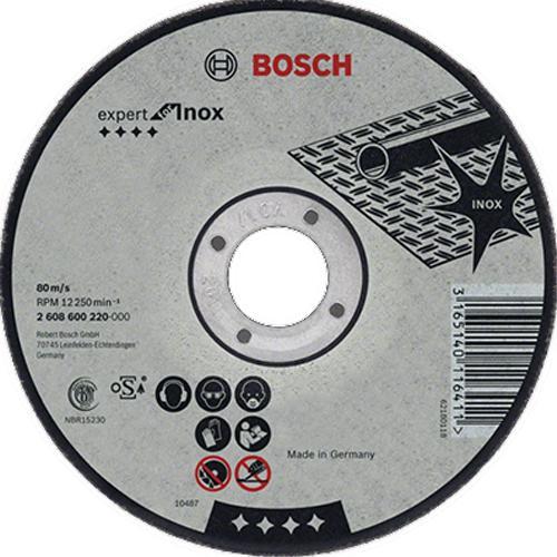 Disco de Corte BOSCH Inox 230mm