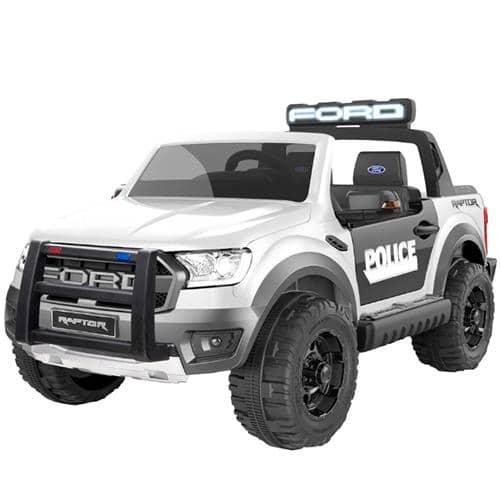 Carro de Brincar Ford Ranger Policia