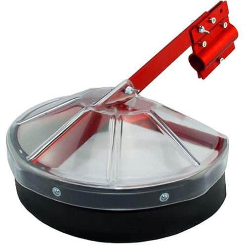 Cabeça de Escova em Aço p/ Roçadora 200mm