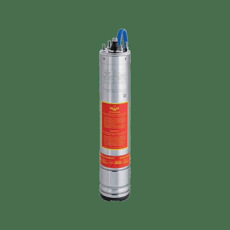 """Eletrobomba submersível furo E-Tech by Franklin 4"""" VS 4/27 3HP 6 m3/h"""