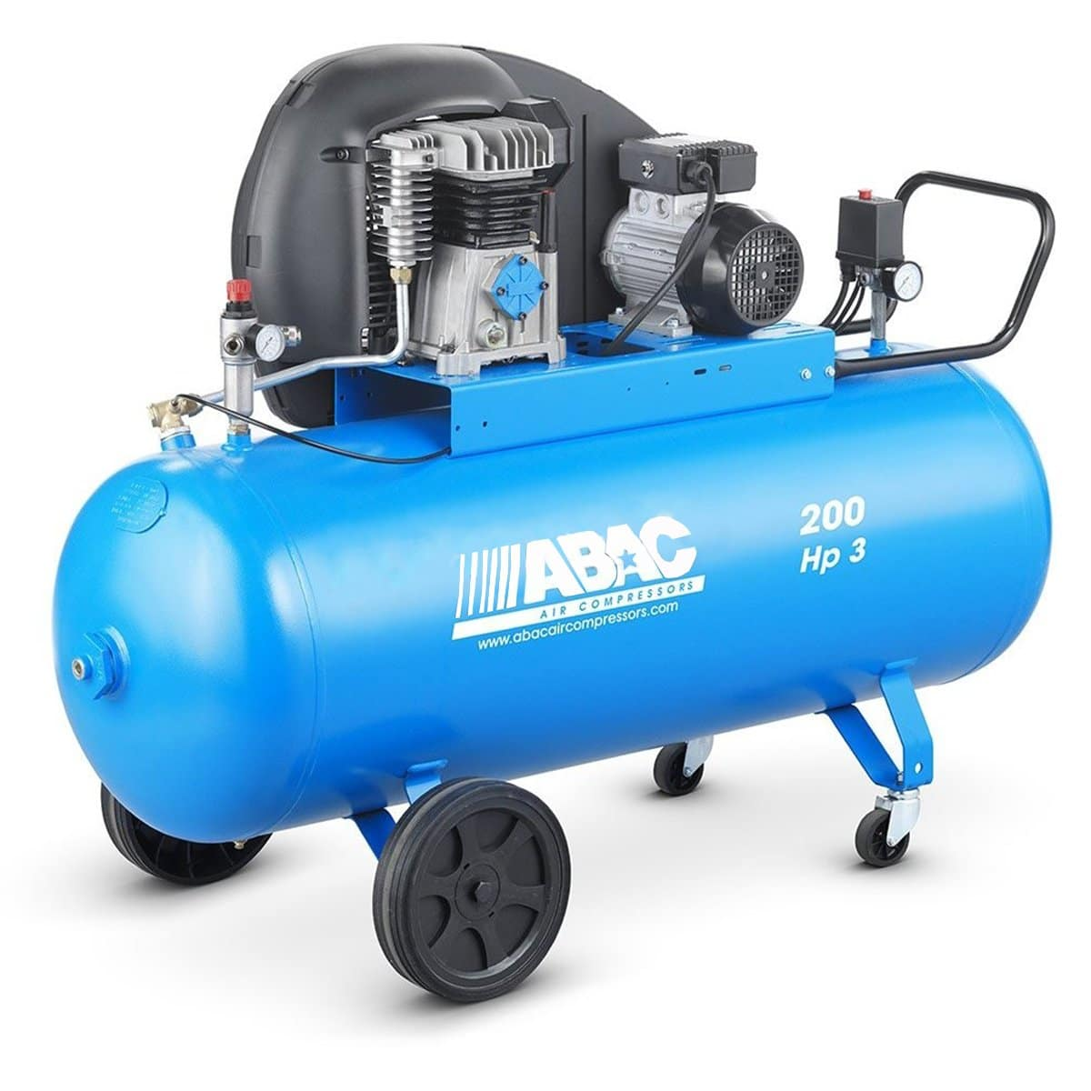 Compressor ABAC A29B 200 CT3 - 200L, 3Hp - 400 V