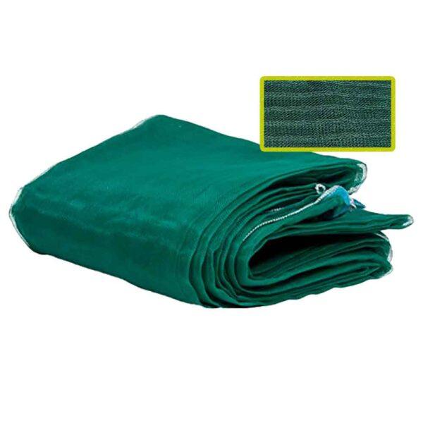 Toldo verde para apanha da azeitona tipo tira 4mx8m