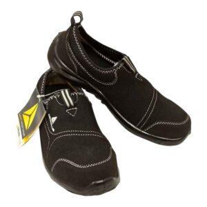 Sapato preto uso profissional MIAMI S1P SRC